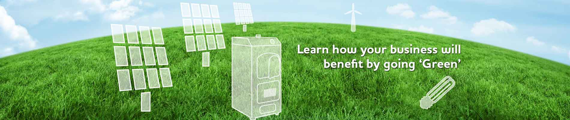 How going green will benefit your business.