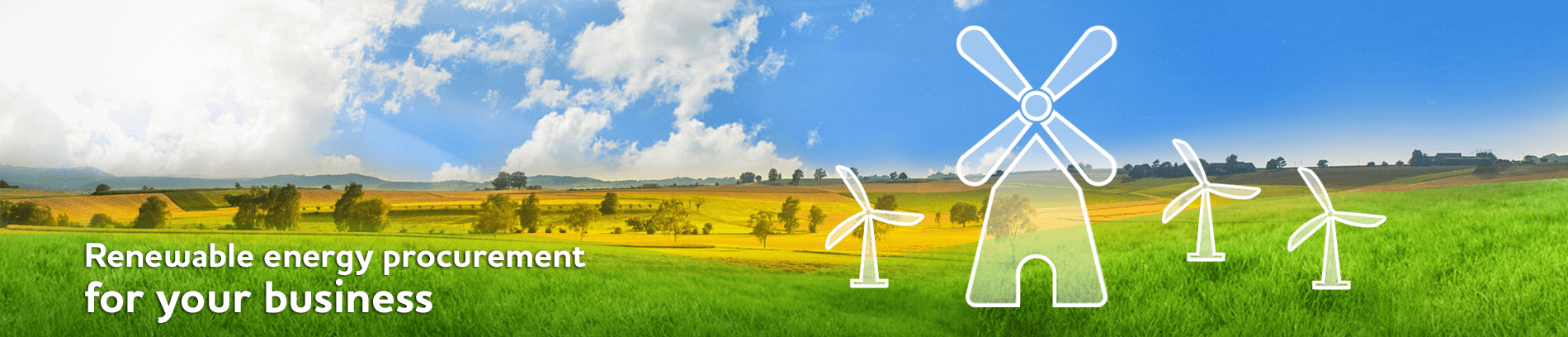 Green energy procurement for your business