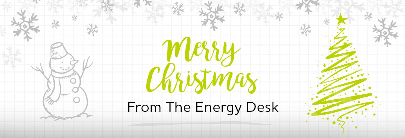 Merry Christmas from The Energy Desk
